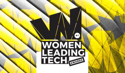 Jodi Stanton recognised at the Women Leading Tech Awards 2020