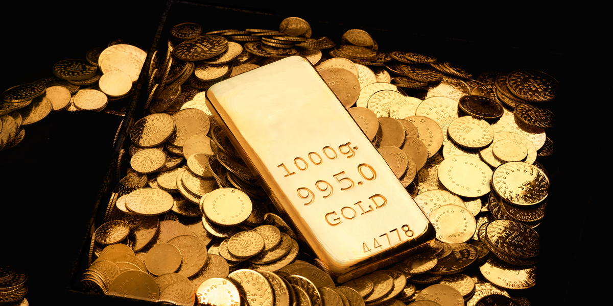 Why own gold? Here are 5 reasons