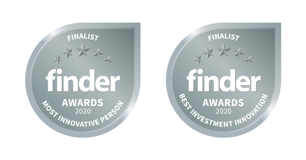 SendGold and Jodi Stanton recognised at the Finder Innovation Awards