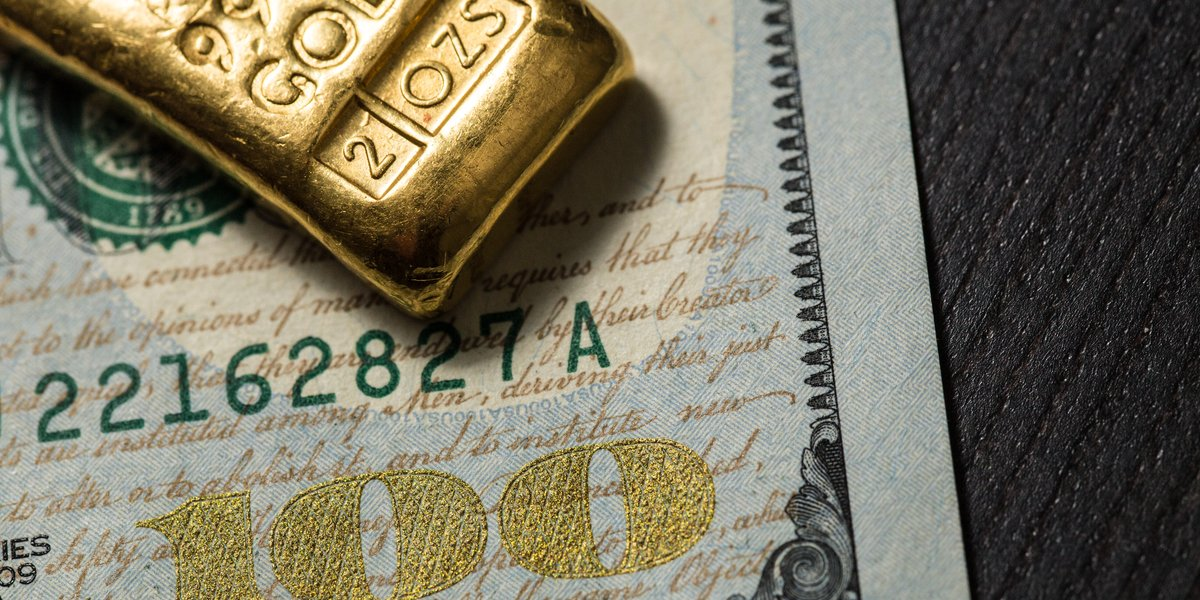 Insights – Gold gaining on the US dollar ahead of the US election