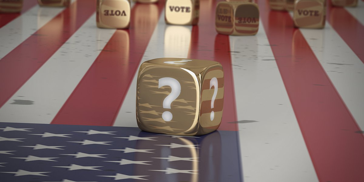 Positioning with gold for election uncertainty