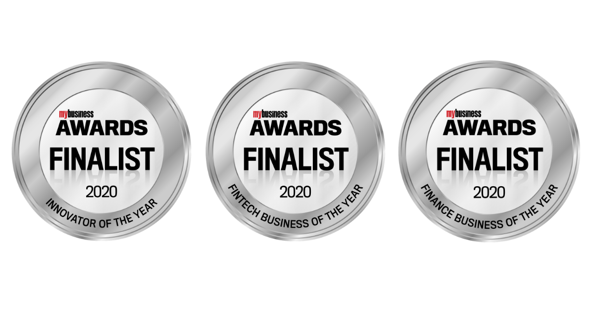 SendGold shortlisted in three categories for MyBusiness Awards 2020