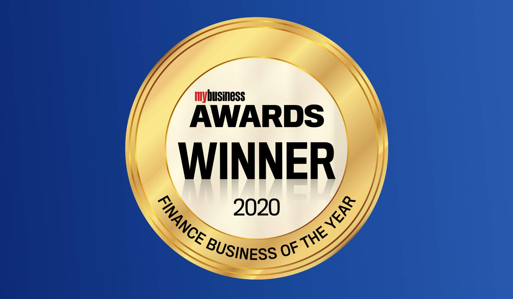Rush identified as 'Finance Business of the Year' at the MyBusiness Awards 2020