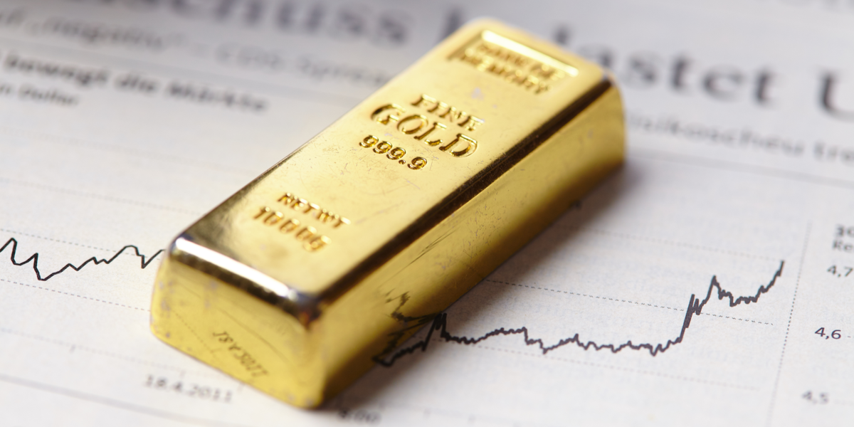 A Look Back At Gold in 2020
