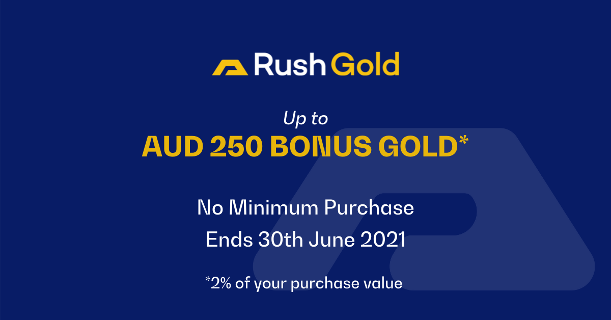 Top-up is back! Up to A$250 bonus gold